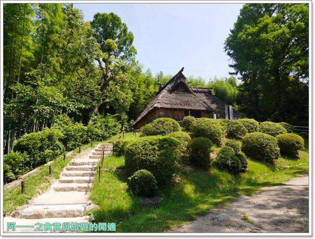 大阪親子景點.日本民家集落博物館.服步綠地.古蹟.老屋image044