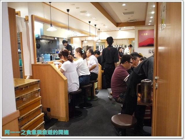 東京車站美食六厘舍沾麵拉麵羽田機場人氣排隊image016