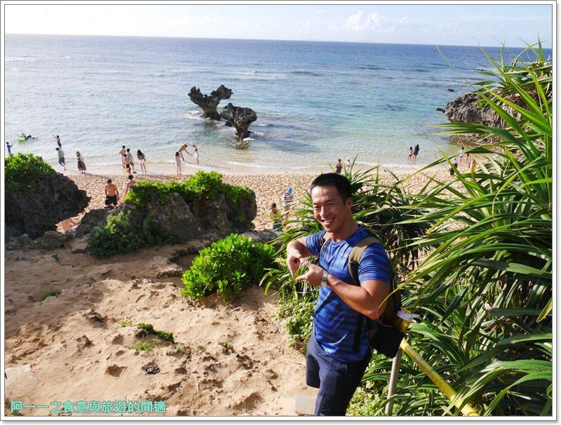 沖繩旅遊.古宇利島.心型礁岩.芒果冰.image030