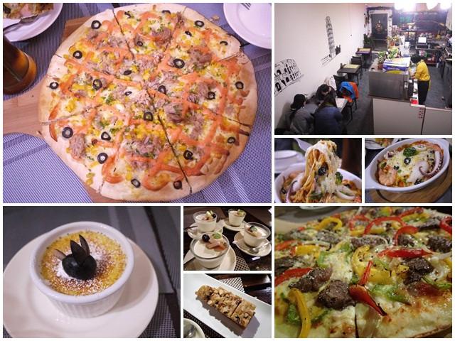 三芝美食米雅手工披薩義式料理甜點達克瓦茲餅乾page