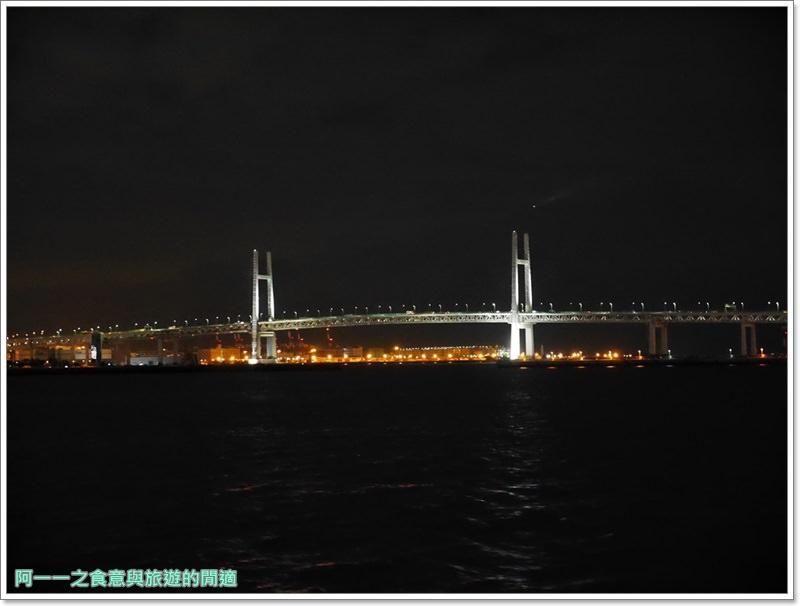 橫濱港夜景.veltra.東京旅遊.觀光船.日劇.浪漫image034