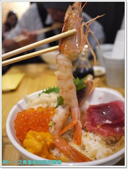 東京築地市場美食松露玉子燒海鮮丼海膽甜蝦黑瀨三郎鮮魚店image045