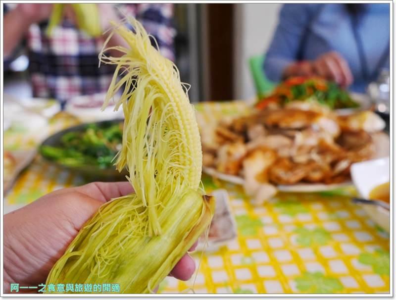 花蓮無菜單料理.美食.兩津農莊食堂.烤魚.桶仔雞.image027