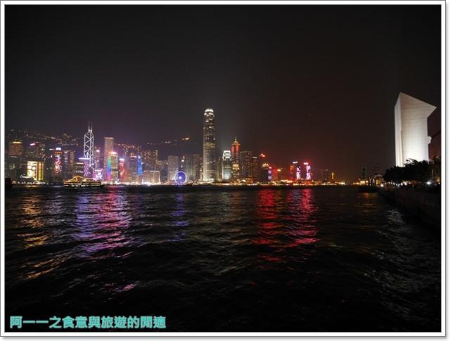 香港維多利亞港燈光秀星光大道幻彩詠香江夜景image013