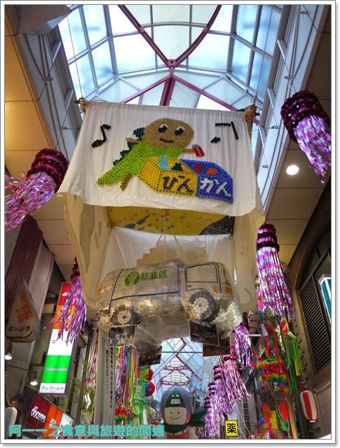 東京祭典阿佐ヶ谷七夕祭り花燈阿佐谷小吃image012