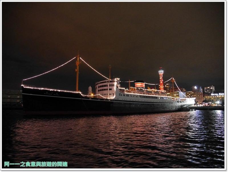 橫濱港夜景.veltra.東京旅遊.觀光船.日劇.浪漫image031