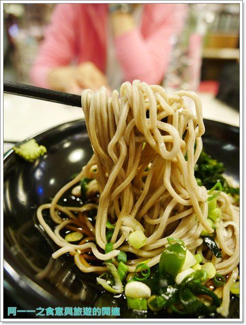 台中新光三越美食名代富士蕎麥麵平價炸物日式料理image025