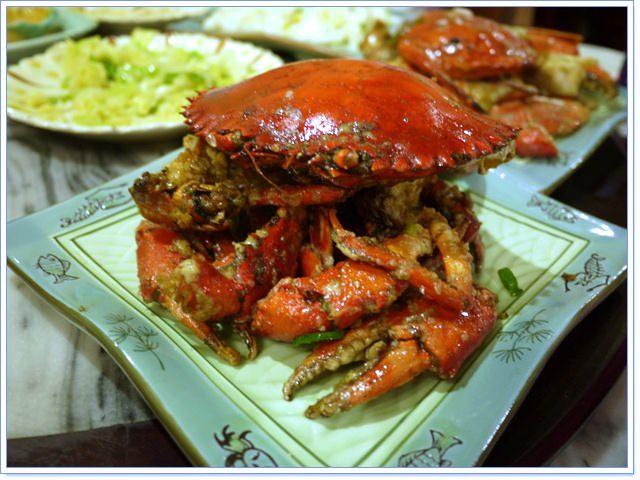 帛琉 天池廣東美食 海鮮螃蟹大餐~阿一一帛琉藍色海洋之旅