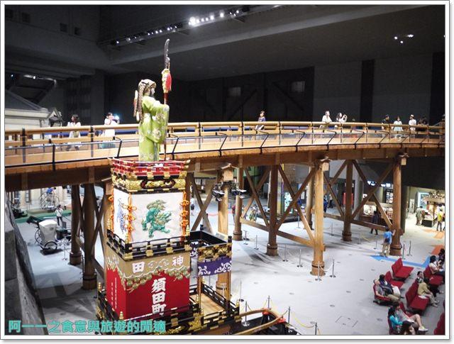 日本東京自助景點江戶東京博物館兩國image014