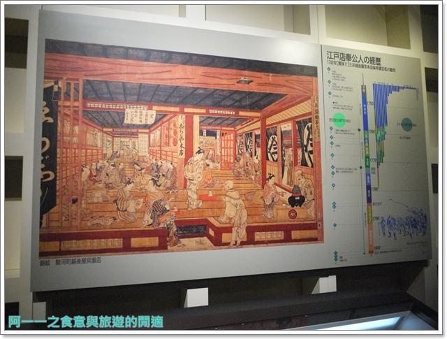 日本東京自助景點江戶東京博物館兩國image058