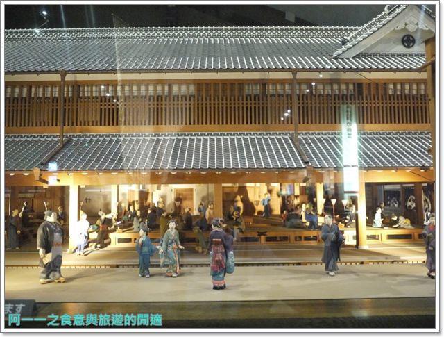 日本東京自助景點江戶東京博物館兩國image060
