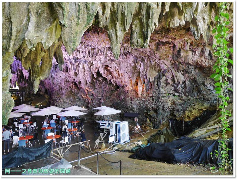 沖繩南部景點.Gangala之谷.鐘乳石洞咖啡.秘境.港川人.image012