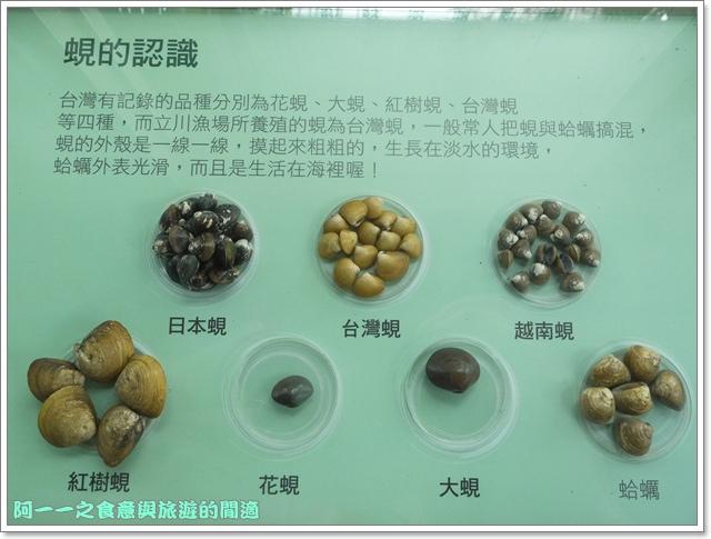 花蓮壽豐景點立川漁場黃金蜆image017