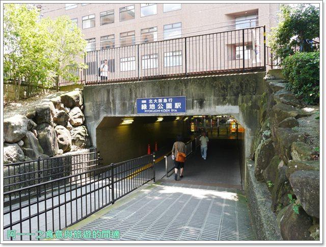 大阪親子景點.日本民家集落博物館.服步綠地.古蹟.老屋image005