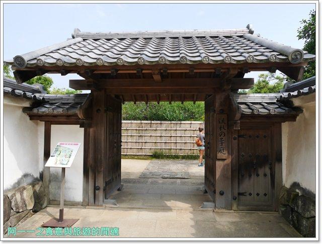 姬路城好古園活水軒鰻魚飯日式庭園紅葉image058