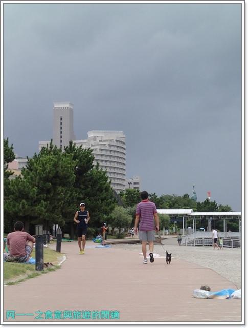 東京景點御台場海濱公園自由女神像彩虹橋水上巴士image013