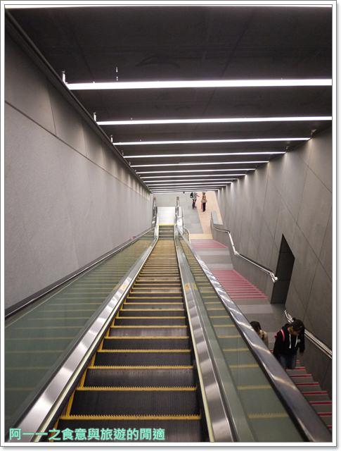捷運松山線北門站台北博物館古蹟清代遺跡image004