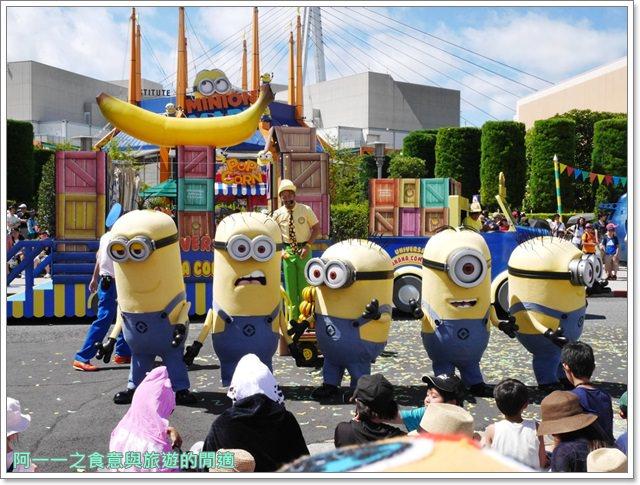 大阪日本環球影城USJ小小兵樂園惡靈古堡航海王關西自助image036