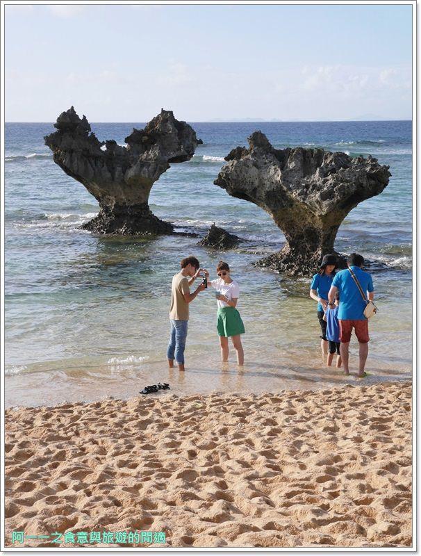 沖繩旅遊.古宇利島.心型礁岩.芒果冰.image038