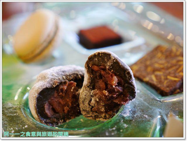 木柵貓空纜車美食下午茶貓茶町鐵觀音霜淇淋夢幻茶菓image056