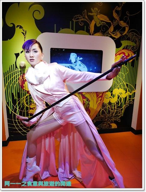 香港杜莎夫人蠟像館凌霄閣山頂纜車香港自助旅遊image041