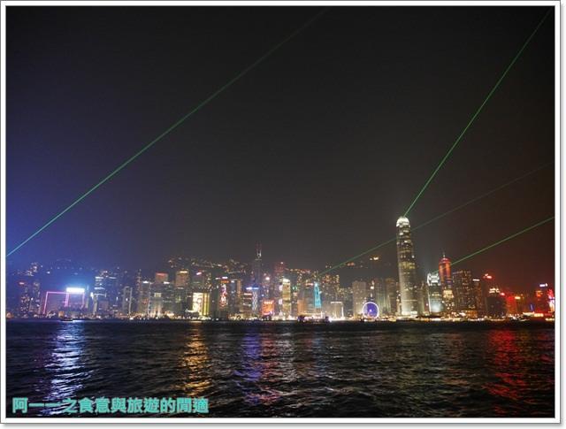 香港維多利亞港燈光秀星光大道幻彩詠香江夜景image022