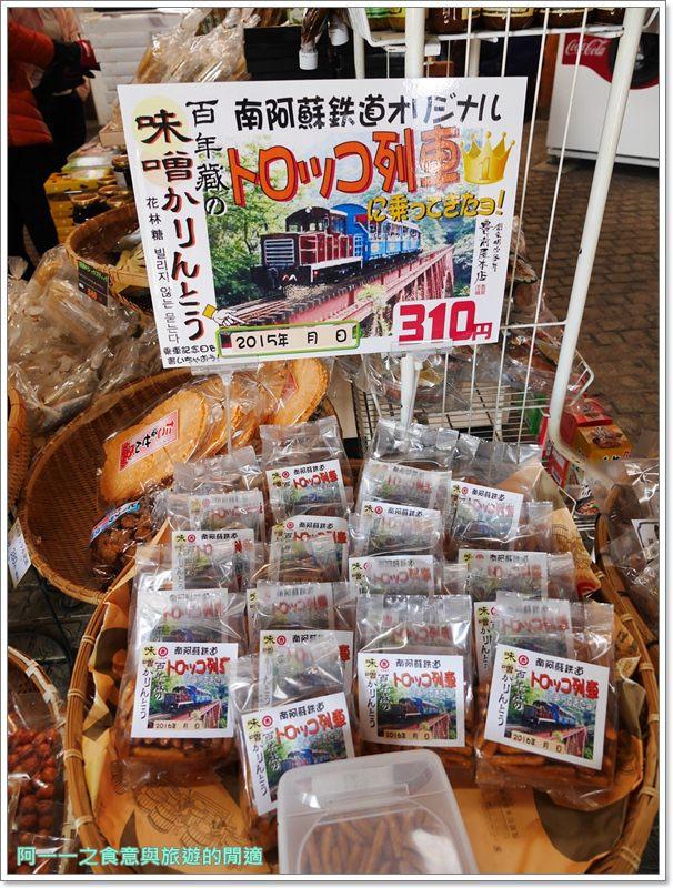 南阿蘇鐵道.阿蘇猿劇場.日本九州旅遊image036