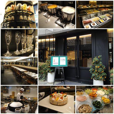 台北士林 味‧集廚房Market Café 牛排日全自助餐(上)~充滿質感