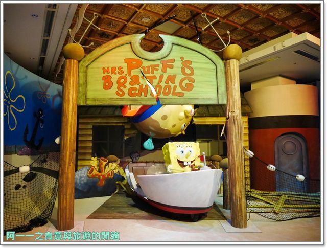捷運中正紀念堂景點櫻花海綿寶寶暢遊比奇堡特展image029