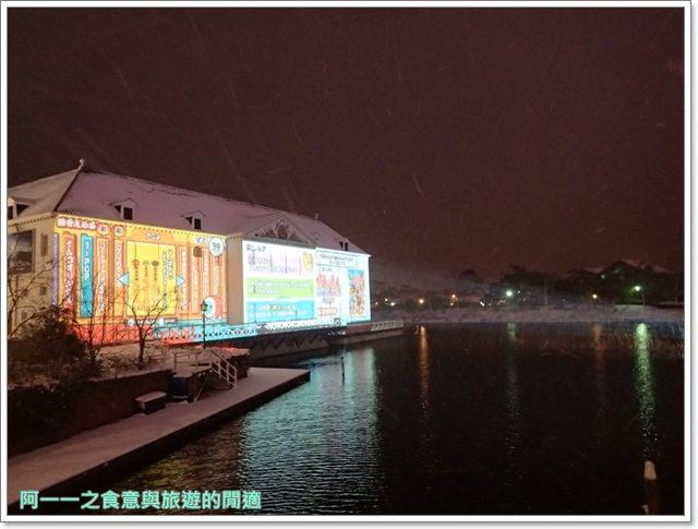 九州旅遊.豪斯登堡.光之王國.雪.日本.主題樂園image053