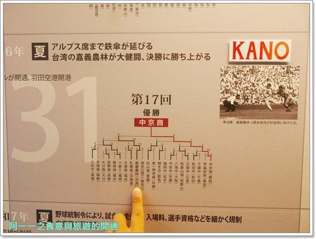 甲子園歷史館.阪神虎.kano.棒球.兵庫景點image069