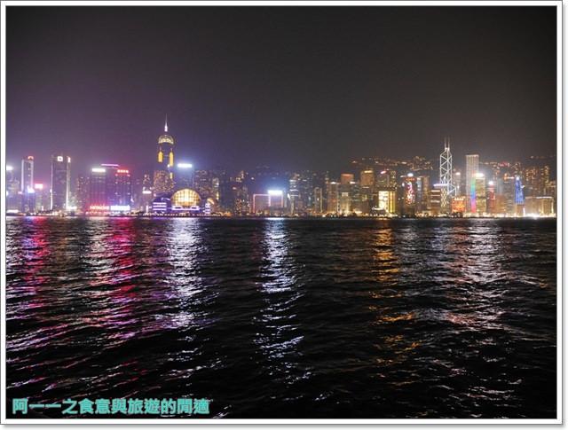 香港維多利亞港燈光秀星光大道幻彩詠香江夜景image012