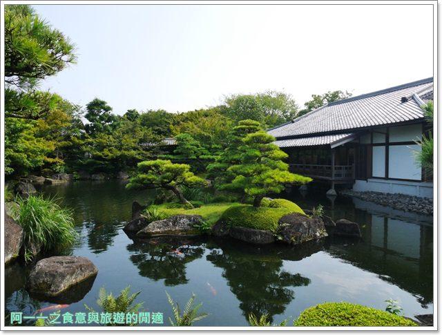 姬路城好古園活水軒鰻魚飯日式庭園紅葉image040
