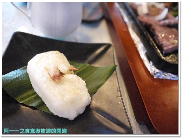苗栗泰安美食山吻泉咖啡原住民風味餐岩燒image023