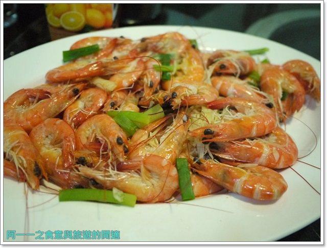 淡水漁人碼頭美食海宴海鮮餐廳喜宴合菜聚餐image024
