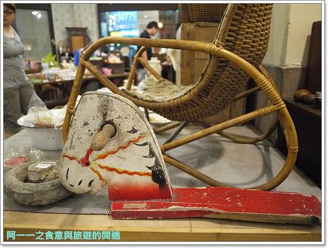 花蓮美食阿之寶瘋茶館復古餐廳手創館古董image011