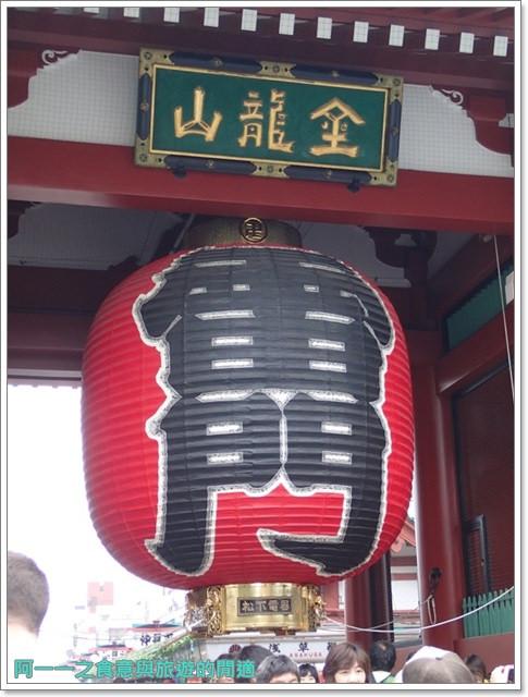 日本東京自助旅遊淺草雷門仲見世街image033
