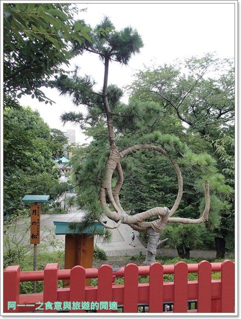 東京自助旅遊上野公園不忍池下町風俗資料館image036