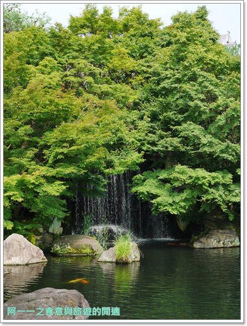 姬路城好古園活水軒鰻魚飯日式庭園紅葉image043