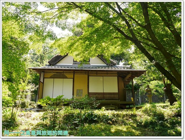 大阪親子景點.日本民家集落博物館.服步綠地.古蹟.老屋image056