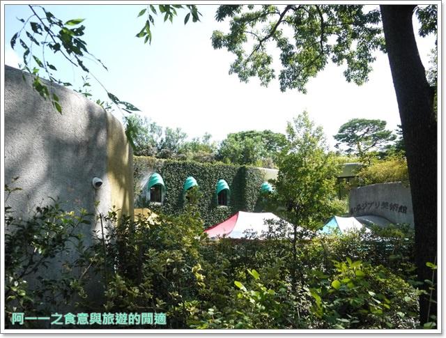 三鷹之森吉卜力宮崎駿美術館日本東京自助旅遊image020