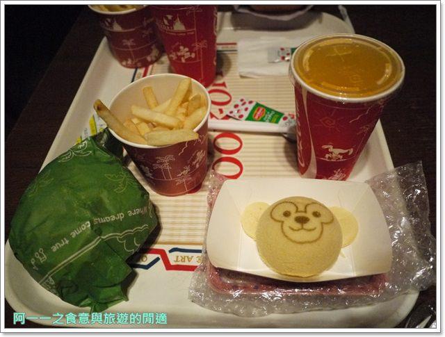 東京迪士尼海洋美食duffy達菲熊午餐秀gelatoniimage038