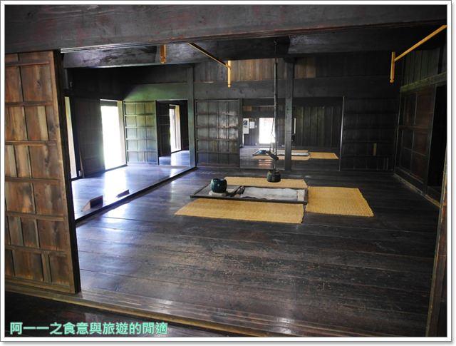 大阪親子景點.日本民家集落博物館.服步綠地.古蹟.老屋image002