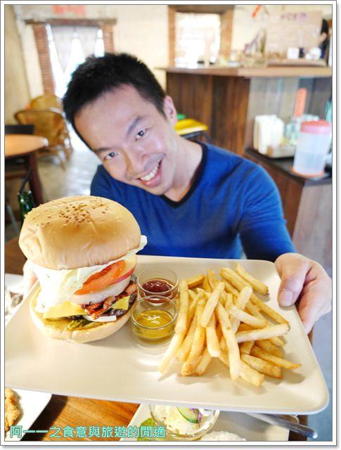 台東美食伴手禮食尚玩家楊記地瓜酥台東小房子鋪漢堡簡餐老宅image045
