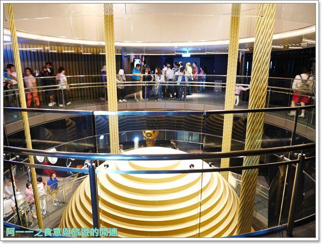 捷運台北101景點89樓觀景台阻尼器摩天大樓image054