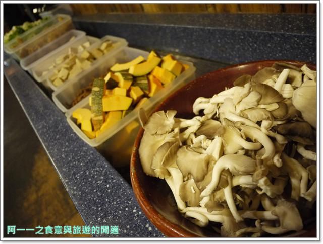苗栗三義美食卓也小屋吃到飽火鍋蔬食景觀餐廳image016