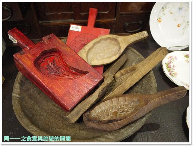 花蓮美食阿之寶瘋茶館復古餐廳手創館古董image012