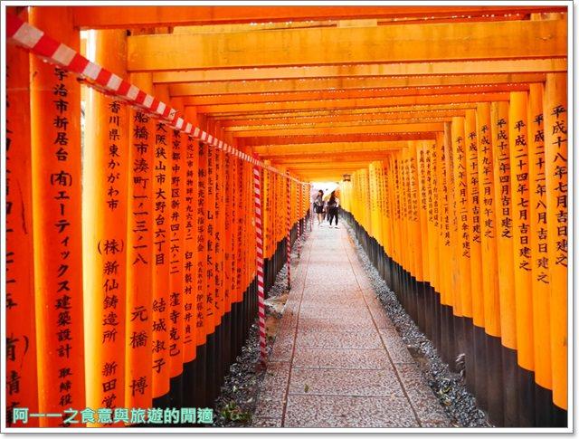 伏見稻荷大社.京都神社.千本鳥居.日本關西自助旅遊image032