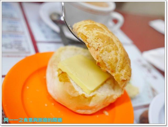 海安咖啡室.香港上環美食.早餐.菠蘿油.懷舊冰室image021