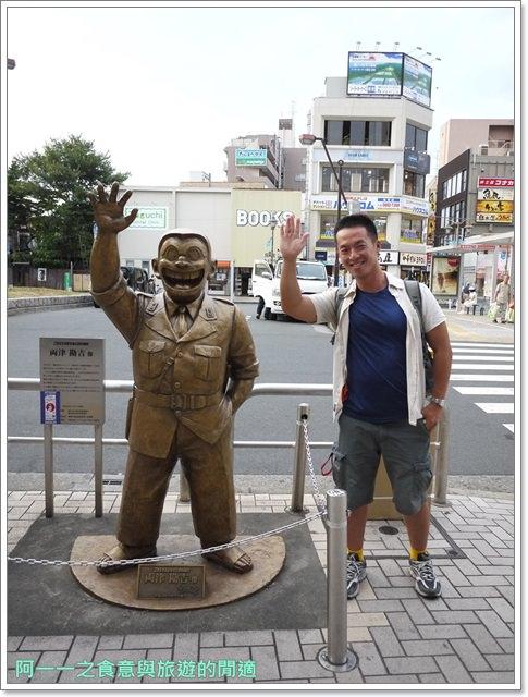 日北東京自助旅行龜有烏龍派出所阿兩兩津勘吉image011